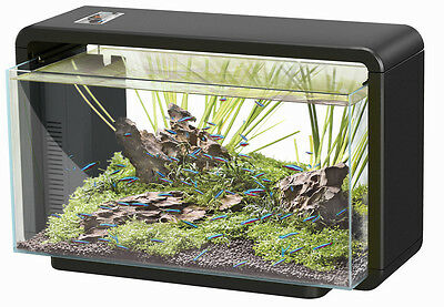 SF MAISON 25 Aquarium noir Nanobecken • EUR 100,43