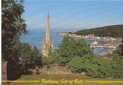 Scotland Postcard - Rothesay - Isle of Bute - In The Firth of Clyde  AB421