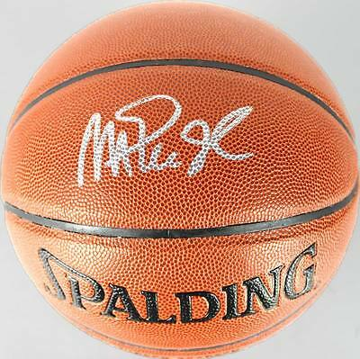 Lakers Magic Johnson Authentic Signed Basketball Autographed Psa/Dna Itp