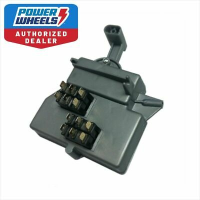 Power Wheels 74310-9239 Silver Shifter Assembly Hi Low Fisher Price Genuine
