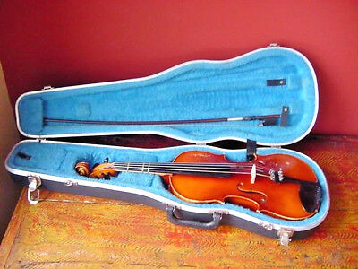 "Vintage Lewis Dancla Tone Klar  Viola 14"" German Lewis And Sons Chicago"