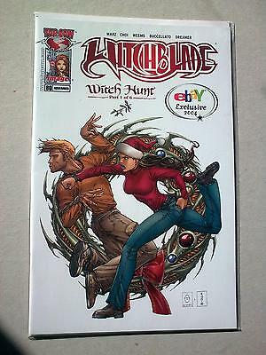 witchblade #80 witch hunt pt 1 ebay exclusive 2004 nm+