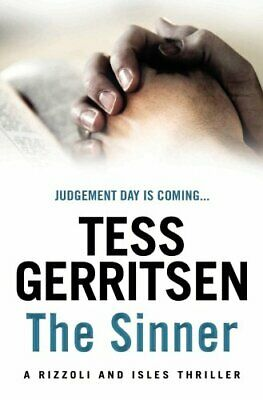 The Sinner: (Rizzoli & Isles series 3) by Gerritsen, Tess Paperback Book The