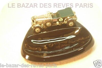 LESNEY MATCHBOX. BENTLEY cendrier / vide-poches