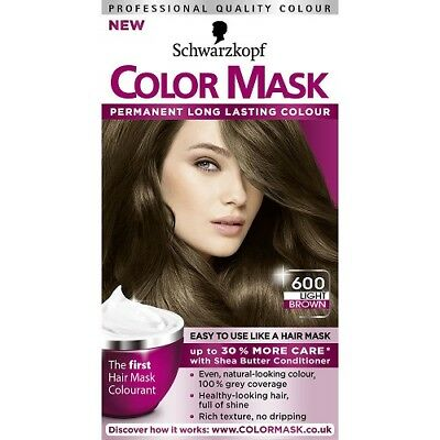 Professional Quality Color Hair Mask Schwarzkopf