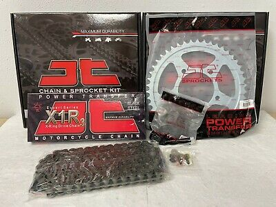 Suzuki 600 Bandit Chain And Sprocket Kit 95-99 Heavy Duty X-Ring