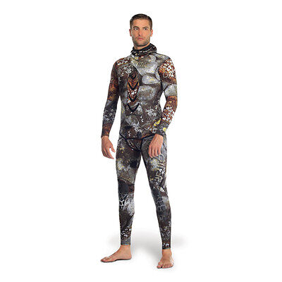 Omer Camu 3D Apnea and Spearfishing Wetsuit 5mm 02UK