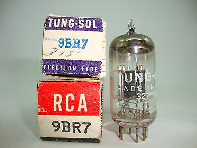 9Br7 Tube. Mixed Brand Tube. Nos / Nib. Rc86.