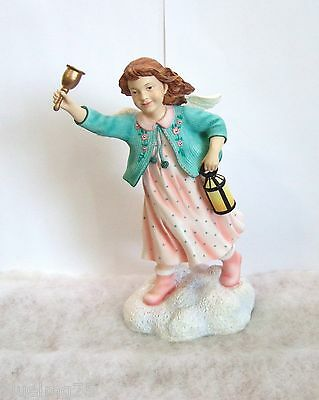 Pipka Earth Angels Jessica The Bell Ringer #13822 Limited Edition NIB (Pi4)
