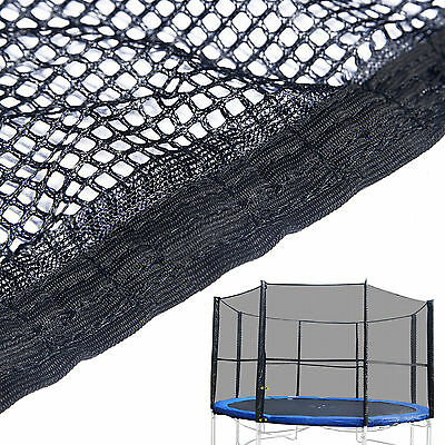 Vortigern Replacement Safety Net  for Trampoline Enclosures 5 sizes (no poles)