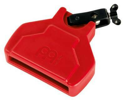 Meinl MPE2R Percussion Block Low Pitch Red