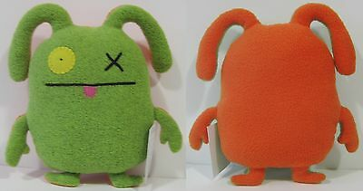 "INSANELY RARE! 10"" PROTOTYPE OX EVIL TWINS DOUBLE TROUBLE UGLYDOLL w/ Sample Tag"