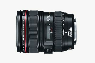 Canon 24-105 4.0 L IS USM Lens USA Warranty   New