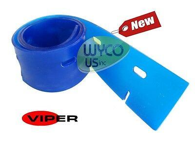 Oem Part, Front Squeegee Blade For Viper Fang 24T & 26T Floor Scrubber, Vf81205
