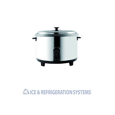 General Commercial Stainless Steel Rice Cooker Grc23