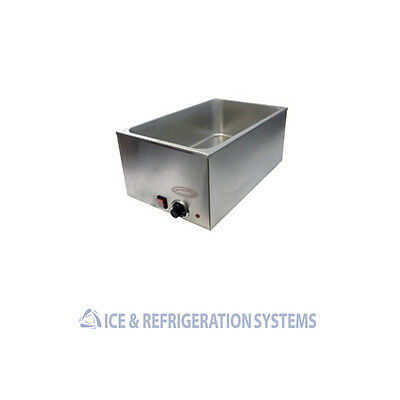 General Commercial Stainless Steel Food Steam Warmer Gfw-100