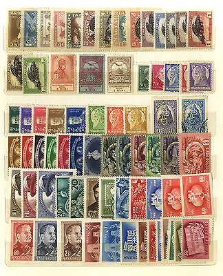 Lot 72 Timbres Hongrie  Europe    Magyar Posta