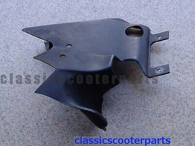 BMW 1987 K75 K100RS steering column near gas tank RIGHT COVER bmw87-k100rs-019