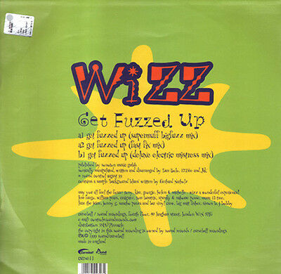 WIZZ - Get Fuzzed Up - Curveball