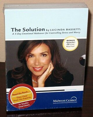 The Solution a 5 Day Emotional Makeover Controlling StressWorry Lucinda Bassett