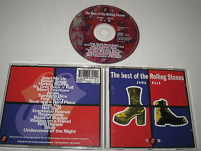 The Rolling Stones/jump Back The Best Of Rolling Stones(Virgin/cdv 2726)Cd Album