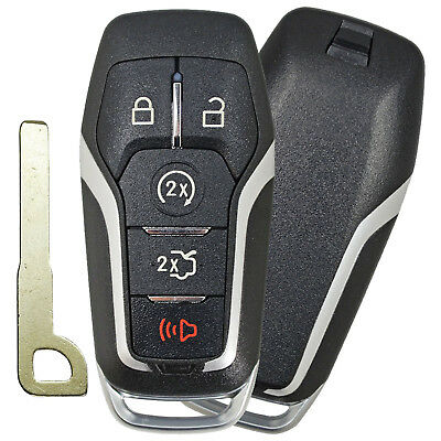 New W/ Factory Electronics Remote Smart Prox Ford Fusion Titanium Mustang Key