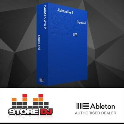 Ableton Live 9 Music Production Software w/ FREE Update to Version 10 in Feb