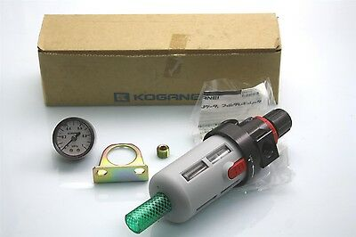 Koganei Air Filter Regulator FR300-03-A 0.05-0.83MPa