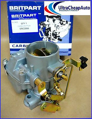 LAND ROVER CARBURETTOR - CARBY SUITS LATE SERIES 2A,& 111, ZENITH CARBY (copy)