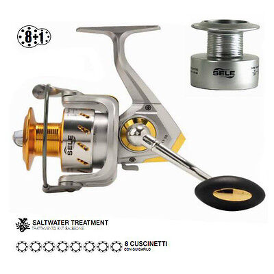 Freshwater spinning reel SELE  EVERY 60 FD -  new worldwide shipping
