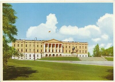 Norway Postcard - The Royal Palace - Norway  AB912