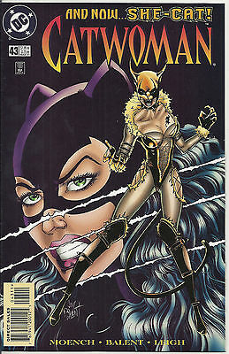 Catwoman   #43  NM-