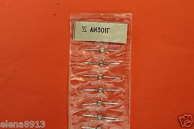3I306J Switching Tunnel Diode Ga-As military USSR.Lot of 10 pcs.