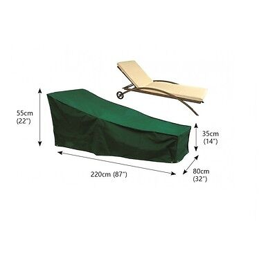 Bosmere C566 - Large Sunbed Cover