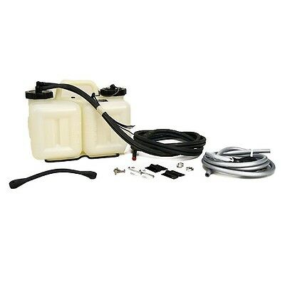 Lund 2005974 Mercury 879936A03 Smartcraft 3 Gal Boat Remote Oil Tank Rigging Kit