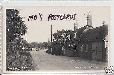 Warwickshire Postcard - The Old Forge, Marston Green  A6327