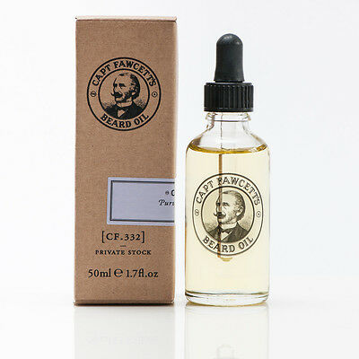 Captain Fawcett's Beard Oil (CF.332) Private Stock