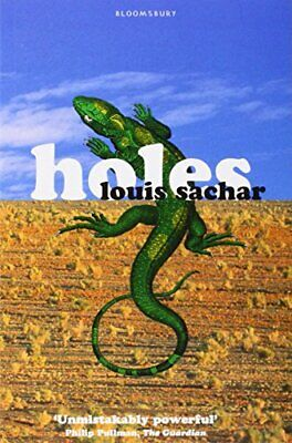 Holes, Sachar, Louis Paperback Book The Cheap Fast Free Post