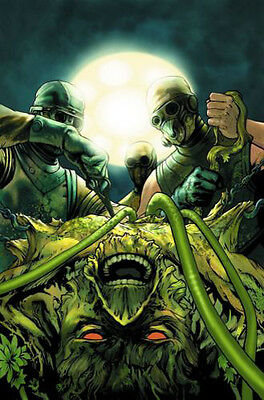 Swamp Thing  #30   New Pre Order  (7/4/2014)