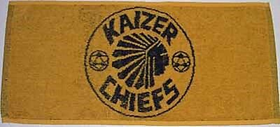 Kaiser Chiefs Cotton Bar Towel (pp)