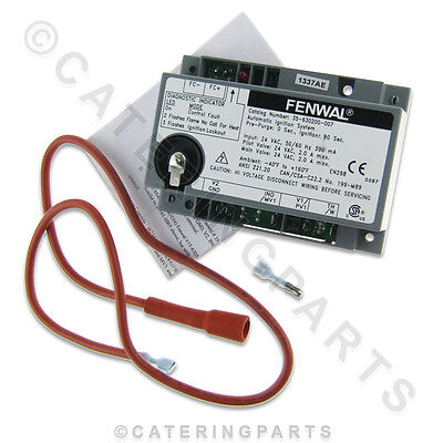 Middleby 27161-0004 Fenwal Spark Ignition Control Box Gas Pizza Oven Ps Series