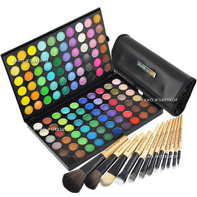 BF New Full 120 Colour Makeup Cosmetic Shimmer Matte Eyeshadow Palette #89B#306K