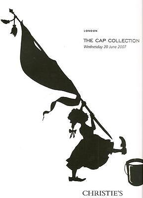 Christie's The Cap Contemporary Art Collection Auction Catalog 2007