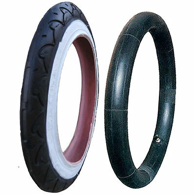 Genuine Phil & Teds Hammerhead Rear Pushchair Tyre & Tube Free 1St Class