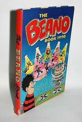 The Beano Annual/Book 1990, DC Thompson Comics 1989, R & L