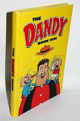 The Dandy Annual/Book 1991, DC Thompson Comics 1989, R & L