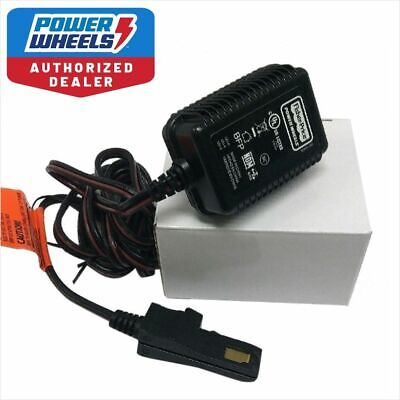 Power Wheels 12V Charger Jeep Barbie Cadillac 1 Year Warranty Genuine