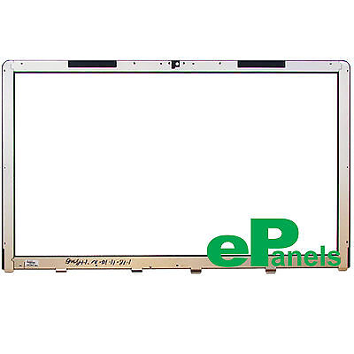 """27"""" Apple iMac A1312 LCD Front Glass Cover 810-3234 810-3531"""