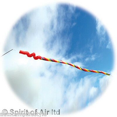 Giant Worm Twister Windsock by Spirit of Air, 6.25 Metres Long