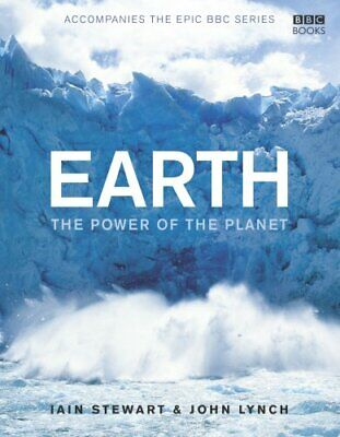 Earth - The Power of the Planet by Lynch, John Hardback Book The Cheap Fast Free
